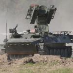 9K35M STRELA-10M (NATO Code SA-13 GOPHER) auf MT-LB Transporter