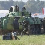 Schützenpanzer BMP-2 (tschechische Bezeichnung: BVP-2)