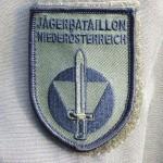 Verbandsabzeichen des Jägerbataillons Niederösterreich