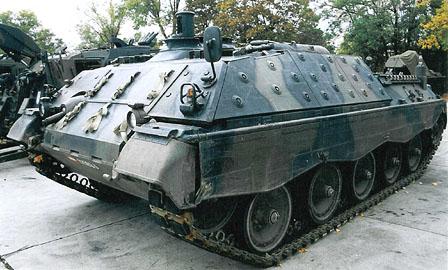 Raketenjagdpanzer Jaguar