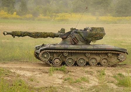 Jagdpanzer Kürassier A2