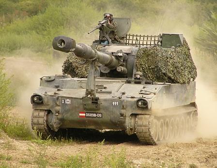 Panzerhaubitze M-109A5Ö