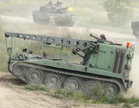 Bergepanzer M-578