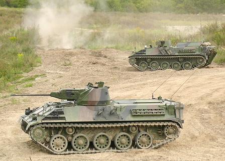 """Schützenpanzer SPz A1 """"Saurer"""""""