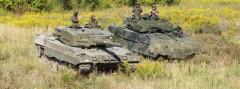Kampfpanzer Leopard 2 A4, Schützenpanzer Ulan
