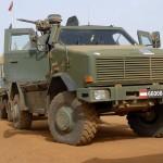 Allschutz-Transportfahrzeug Dingo 2