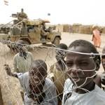Puch G SOF Sandviper des österreichischen Kontingents im Tschad