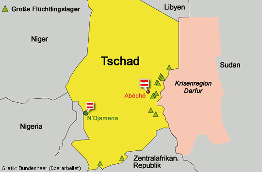 Republik Tschad