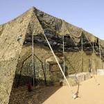 Bundesheer-Camp im Tschad