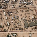 Camp EUFOR TCHAD/RCA in Abéché
