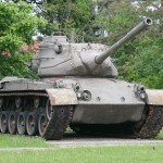 Kampfpanzer M47 Patton
