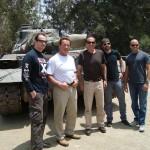 M47 Patton '331' von Arnold Schwarzenegger