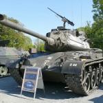 Mittlerer Kampfpanzer M47D Patton 'S56' der Lehrsammlung der Panzertruppenschule