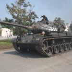 Mittlerer Kampfpanzer M47D Patton 'S56'
