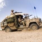 Einsatzfahrzeug vom Typ Puch G SOF Sandviper I © Bundesheer