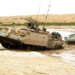 Bergepanzer Büffel in Afghanistan