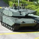 Kampfpanzer Leopard 2A4 SGP