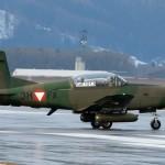 Pilatus PC-7 Turbo Trainer 3H-FA - Austrian Air Force