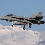 McDonnell Douglas F/A-18C Hornet 'J-5002' - Swiss Air Force, FLIR