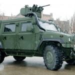 geschütztes Mehrzweckfahrzeug MZwFzg ges IVECO LMV (Light Multirole Vehicle)