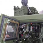 Bedienstation der Waffenstation ERCWS-M
