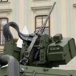 Waffenstation ERCWS-M von ESL Advanced Information Technology