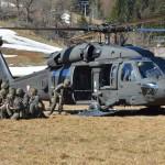 Sikorsky S-70A-42 Black Hawk, 6M-BA