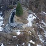 Bunker aus dem Ersten Weltkrieg