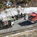 Zusammenarbeit mit zivilen Rettungskräften