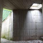Tunnelartig eingedeckte Verbindungsgräben © Doppeladler.com