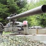 10,6 cm rückstoßfreie Panzerabwehrkanone M40 auf Radlafette © Doppeladler.com