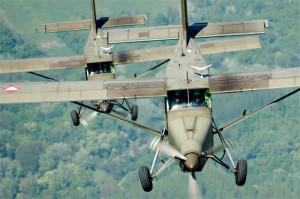 Pilatus PC-6 Turbo Porter © Bundesheer