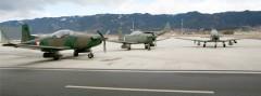 Pilatus PC-7 bei der Feier zur 50.000sten Flugstunde © Bundesheer