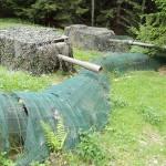 Scheinanlagen - Panzerturmattrappen gab es nach zunehmender Verbreitung von Wärmebildgeräten auch beheizt © Doppeladler.com