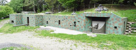 Bunkermuseum am Wurzenpass / Kärnten © Doppeladler.com