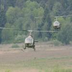 Gleichzeitig nähert sich das Befreiungskommando der Spezialeinsatzkräfte © Strobl