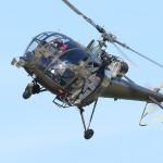 031 - Auftritt der Sud-Aviation SA 316B Alouette III mit der Kennung 3E-KG.