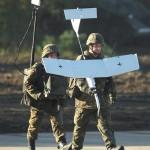 Die Aladin von EMT Penzberg mit ähnlichen Leistungsdaten wie die Raven ist seit 2005 bei der Bundeswehr im Einsatz