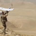 Aladin wird mit viel Erfolg in Afghanistan und am Balkan eingesetzt – z.B. für kurze Überwachungs-Rundflüge um den Stützpunkt