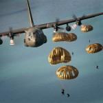 Im Luftraum über dem Attersee wird es richtig eng. © Gorub / BMLVS