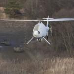 Schiebel Camcopter S-100: Eine der wahrscheinlich besten Drohnensysteme weltweit kommt aus Wiener Neustadt. Hier bei einer Übung mit dem Bundesheer © Schiebel