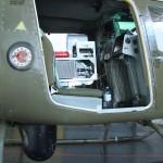 022 - Und hier das in den OH-58B Kiowa eingebaute FLIR System.