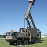 042 - Aufklärungs- und Zielzuweisungsradargerät (AZR) vom Typ Thomson RAC-3D Flamingo