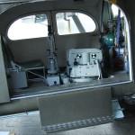012 - Die gleiche Bodenklappe der Turbo Porter benutzt die Reihenmesskamera zur Luftbildaufklärung