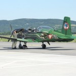 061 - Pilatus PC-7 Turbo Trainer 3H-FG.