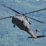 046 - Sikorsky S-70A-42 Black Hawk mit der Kennung 6M-BE.