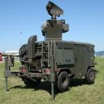 044 - Feuerleitgerät 98 Skyguard für die Fliegerabwehr.