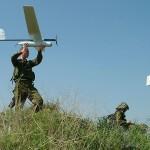 Ebenfalls sehr populär und in Afghanistan im Einsatz ist die Skylark I Drohne von Elbit Systems
