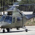 Belgien schickte drei Agusta A-109HO (A-109BA) und 39 Mann nach Portugal © Hot Blade