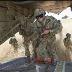Portugiesische Spezialeinsatzkräfte stürmen an Bord der CH-53 © Hot Blade